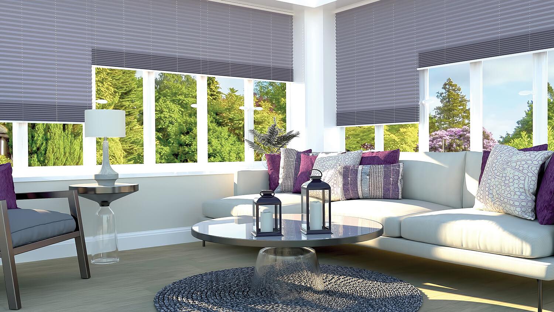 pleated blinds - Littlehampton Blinds