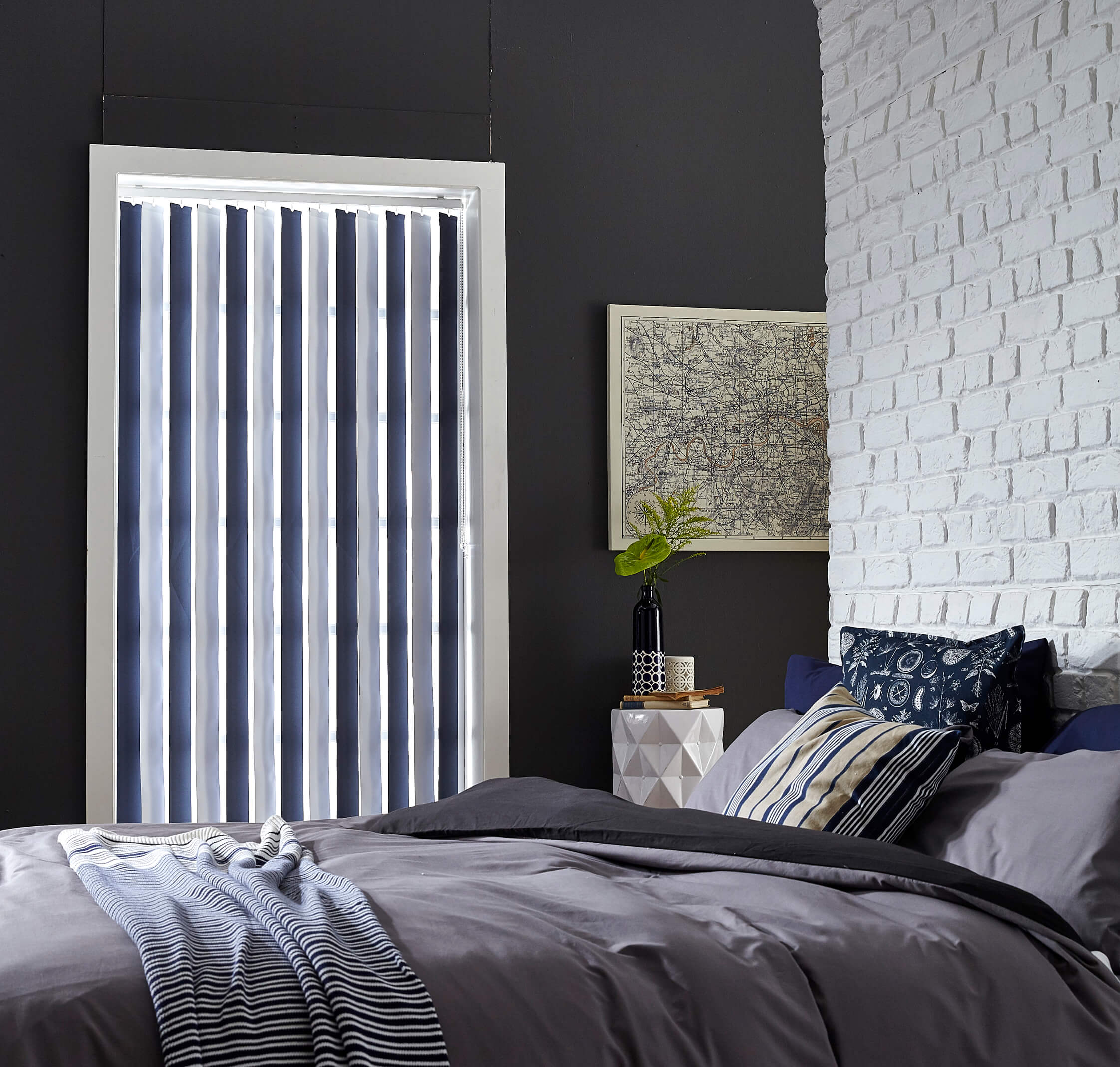 vertical blinds - Littlehampton Blinds