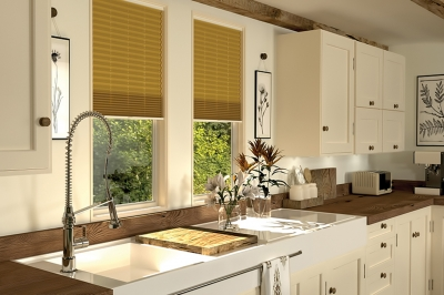 Pleated Blinds - Sussex blinds company