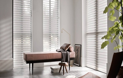 Silhouette Shafes Luxaflex - Sussex blinds company